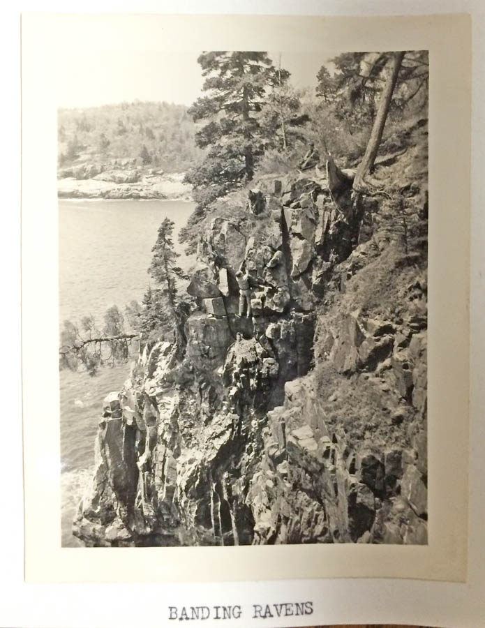 Photo courtesy of Acadia National Park Archives; ACAD29539 Box 44 #1322