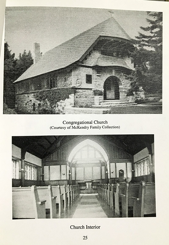 Bechtle, Isabel K., A Church for Seal Harbor, Northeast Reprographics, Bangor, ME, 2002
