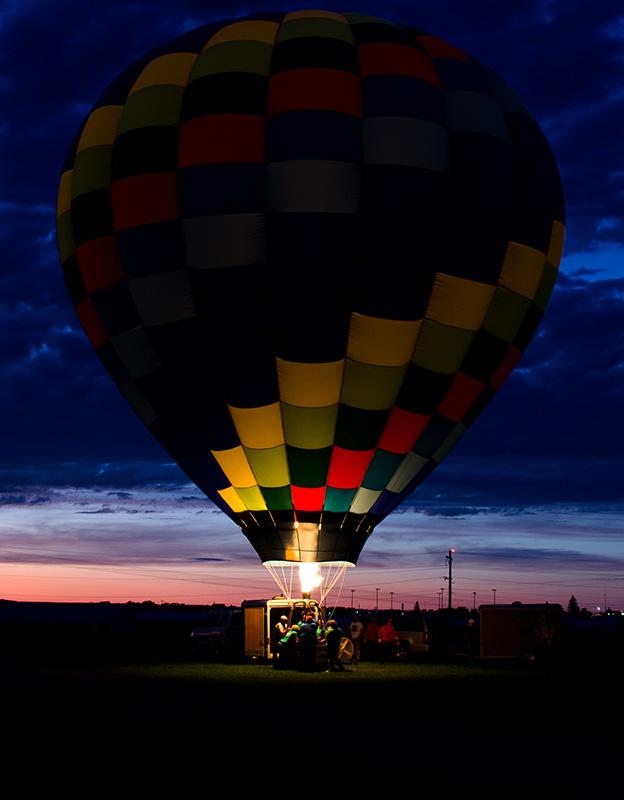 Crown of Maine Balloon Fair, Presque Isle, Maine – Jennifer Steen ...